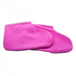 CLOTH BOOTIES-CUBRE PIES...